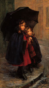 Sheltering Sisters by Marie Louise Boyer-Breton