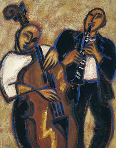 Duo by Marsha Hammel