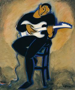 Solo by Marsha Hammel