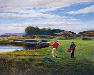 Gleneagles by Peter Munro