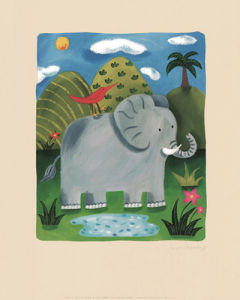 Nellie the Elephant by Sophie Harding