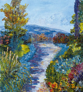 Le Jardin Fluri by Tania Forgione