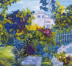 Maison sur la Cote d'Azur by Tania Forgione
