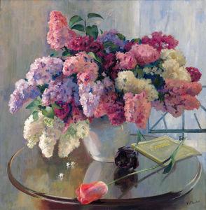 Flowers from Chopin by Valeriy Chuikov