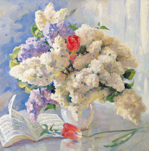 Flowers from Strauss by Valeriy Chuikov