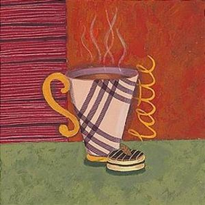 Latte by Sophie Harding