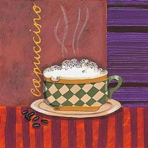 Cappuccino by Sophie Harding