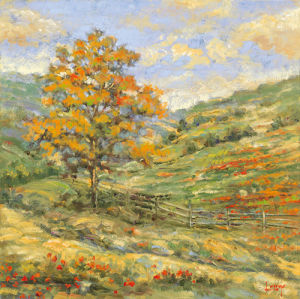 Pastureland II by Longo