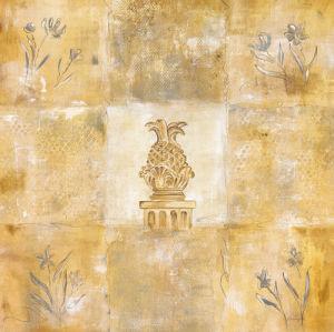Golden Ornament by James Yates Carrington