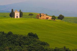 Chapel Tuscany by Bill Philip