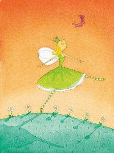 Felicity Wishes IV by Emma Thomson