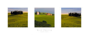 Tuscan Chapel by Bill Philip