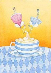 Felicity Wishes XVIII by Emma Thomson
