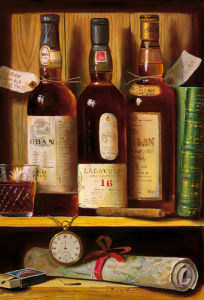 Malt Whisky by Raymond Campbell