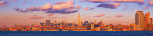 New York Panorama I by Anonymous