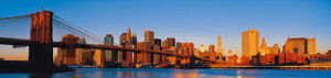 New York Panorama II by Anonymous