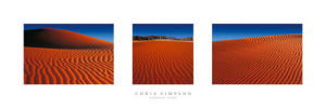 Namibian Sands by Chris Simpson