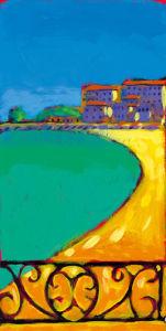 Ile Rousse by Sara Hayward