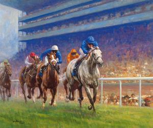Diamond Stakes Ascot 1999 by Graham Isom
