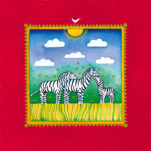 Zebras by Linda Edwards