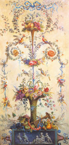 Trumpet of flowers by Anonymous