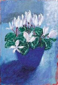 Cyclamen by Esther Wragg