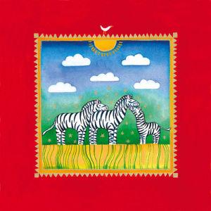 Zebras by Linda Edwards