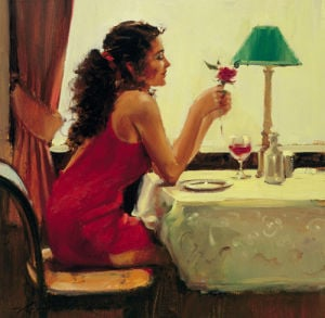Only a dream away (small) by Raymond Leech