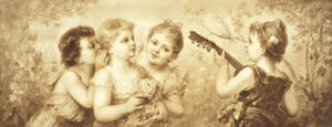 Serenade by Franz Lefler