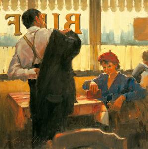 A Brief Encounter by Raymond Leech