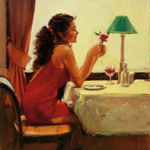 Only a dream away by Raymond Leech