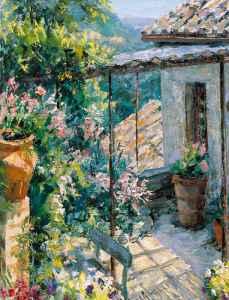 Rustic Italy by Gordon Breckenridge