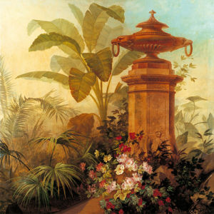Tropical Fantasy II by Jean Capeinick