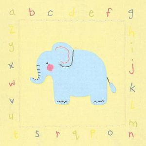 Alphabet Animals II by Sophie Harding