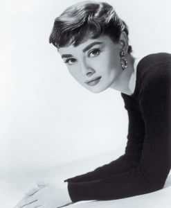 Audrey Hepburn by Hulton Collection