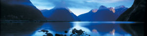 Milford Sound by Peter Adams