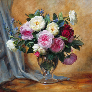 Roses of Yesteryear by Albert Williams