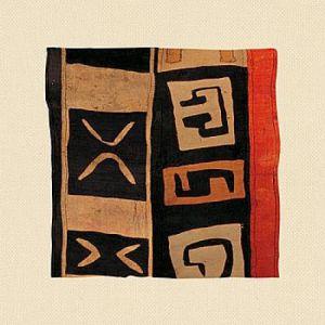 Kuba cloths VIII by Anonymous