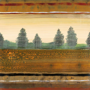 Treescape I by Robert Holman