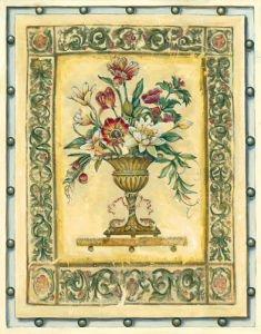 Botanical Extravagance I by Joseph Augustine Grassia
