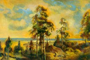 Peaceful Land by Joseph Augustine Grassia