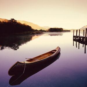 Lake Shore I by Chris Simpson