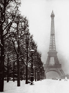 The Eiffel Tower by Anonymous