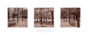 Jardins des Tuileries by Bill Philip