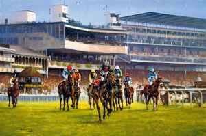 York Races by Graham Isom