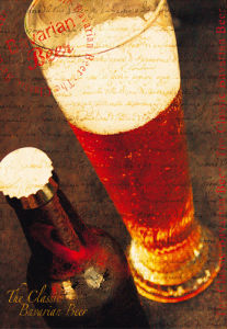 Bavarian Beer by Teo Tarras