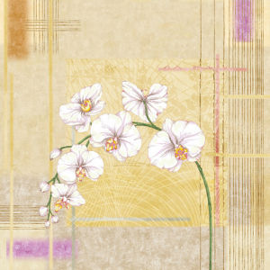 Orchid Memories II by Linda Wood