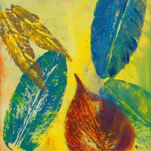 Vibrant X by Jennifer Hollack