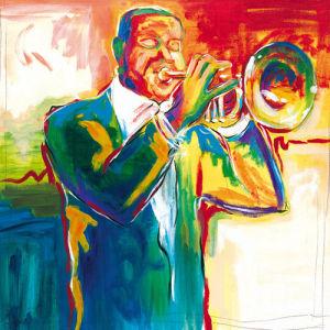 Color Quartet I by Karen Dupré