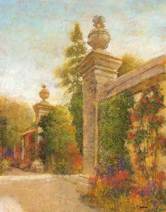 English Garden II by Patrick